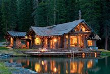 Cabins, Cottages & Lodges