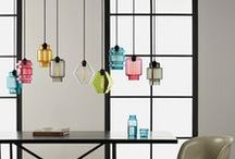 Lamps / #Lámparas de diseño para #coworkings.
