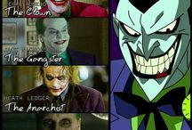 The Joker / Why so serious? Let's put smile on that face!
