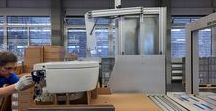 Mera Production and Delivery / The Geberit AquaClean Mera is our new gem within the portfolio of Geberit shower toilets. We show how it is delivered to our valued clients - fast and reliable.