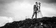 Mariage noir et blanc / Photographie de mariage en noir et blanc par Gérald Mattel Photographhe