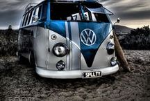 Vehicles - VW Campers / For all the VW Camper enthusiasts out there.