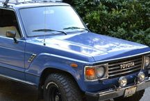 Vehicles - Land Cruiser FJ60