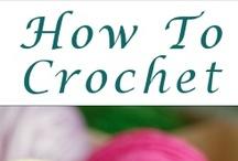 Yarn Crafts, Sewing & Crochet