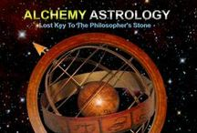 Alchemy Astrology / Astrology and practical laboratory alchemy come together in this 'how to' theory, with insights from modern scientific discoveries.