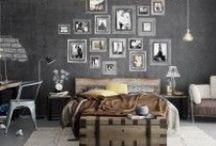 Bedroom / by Regina Maaike