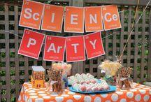 Conor's Science Party