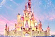 Disney / by Nicole \(^.^)/