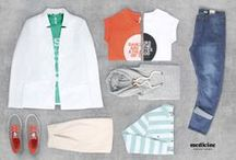 trending /// postmodern / Relaxed looks, streetart prints and industrial inspirations.