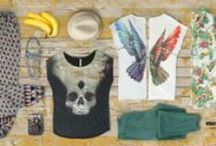 trending /// panama / Exotic collection inspired by nature and culture of Latin America. Nostalgic forecast of hot summer.