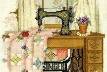 Quilts et Patchwork / Quel travail de patience,mais là encore ,le résultat est à la hauteur des efforts.C'est tout bonnement magnifique. Essayez  et vous deviendrez accro. / by Pascale zajac