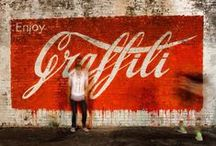graffiti / graffiti, murals, and street art of all kinds / by David Shell