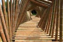 E   Decks and Bridges / Exteriors and wooden objects