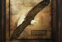 Our Patriotic Decor