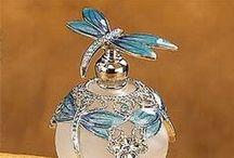 Collectible Perfume Bottles / by T C Kim Dersin