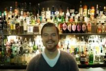 Mixologists / A round up of the Mixologists I meet