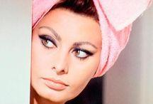 Sophia Loren ❤️ / by Sophie Leonard ❤️