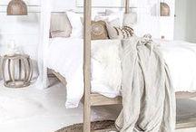 Ma déco pour ma chambre / Un endroit cocoon, intime et douillet.