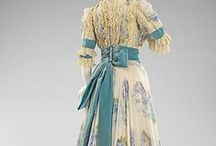 Dresses early 20th century