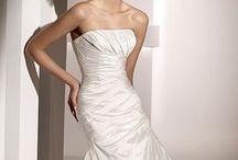 J'aime les robes de mariée