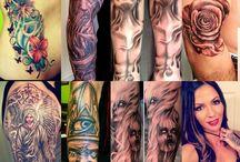 Tattoo Artist Heather Gellately. / Tattoo Artist Heather Gellately , Platinum Tattoo. Kelowna, Bc, Canada . https://www.tattooplatinum.com