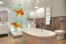 Badkamer / Inspiratie voor nieuwe badkamer