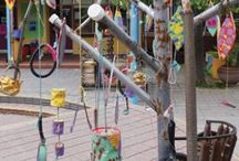 Nature, recycling & sustainability / Incorporating sustainable practices& using natural materials for play.