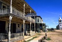 Ghost Towns.... / Abandoned towns in the past mostly in the mining towns but many other places too. Abandoned and spooky and some haunted, / by Jackie Winn