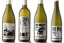 Wine graphic design inspiration