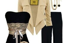 Ensembles/Outfits / Looks I would love to wear / by Tameka Hardy