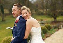 Ian Stuart Bride Colourful Wedding of Katie and Ben