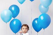 Birthdays ~ Age 1 to 4