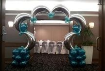 Columns & Arches / Doorway, Cake Table and Enterance Stunners