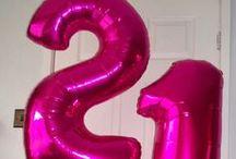 Birthdays ~ 21st