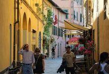 Summer 2014 / Summer in Tuscany Calambrone, Lucca, Florence, Pisa, Tirrenia, Marina di Pisa