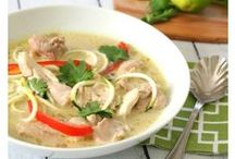 Favourite Web Lunch Recipes / Recipes found on the internet for lunch that I would like to try.