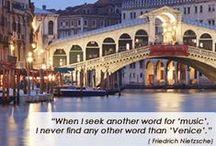 Veneto&Venice Quotes