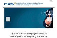 CPS 2000 Estudios de mercado y opinion / En este tablero os mostramos el diseño web que hemos realizado para #CPS2000 estudios de mercado y opinión. Realizan #encuestas, estudios de opinión, #auditorias, etc. www.cps2000.com
