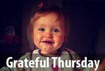 Grateful Thursday