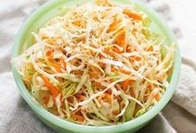 Favourite Web Sides Recipes / Side dishes or accompanying dishes to go with other meals.