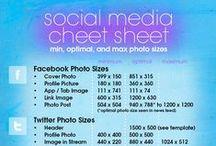 Social Media / Social Media hints tips and blogging advice.