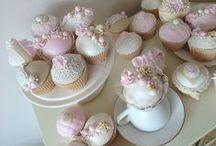 Wedding / Cakes, ornaments, ideas