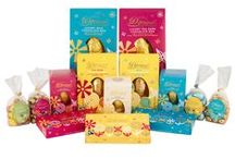 Divine Easter Chocolate Gifts / Reward your staff with a selection of tasty Divine chocolate gifts this Easter.