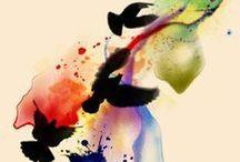 Triple J Lofts Feathers / logo's, art, website construction.