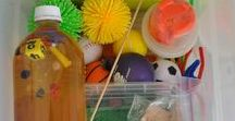 Keeping kids amused / Sensory play and screen free activities