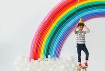 • Balloon Beautiful • / Balloons as art. Balloons as props. Balloons as decor. Balloon design. Balloon art. Balloon arc. Balloon photography. Balloon sunset. Balloon birthdays. DIY balloons. Polkadot ballooons.