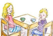 • IKEA Latt Table Hacks • / Latte table IKEA. Kids little table. IKEA hacks. Little tables. Kid tables. IKEA hacks. Latt table hack.