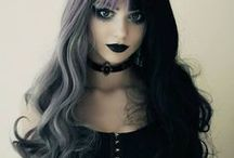 Gothic chokers