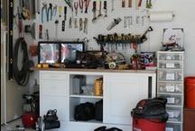 ORGANIZACJA I PORZĄDEK / Porządek w pracowni i garażu