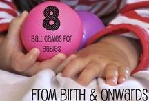 Baby/Toddler/Kid Activities